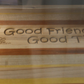 Good Times! Bailey Wood Products Custom Lasered Cutting Boards