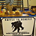Wounded Warrior Raffle by Penn Jersey Scrollers